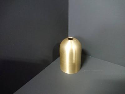 照明部品メーカー  ソケット  真鍮  板厚1.0 φ40高さ60