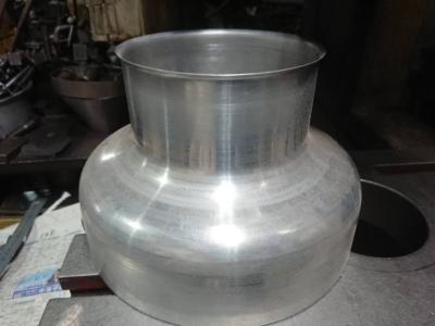 照明器具メーカー  セード  アルミ 板厚1.2